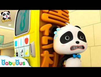 Vending Machine Got Sick | Police Cartoon, Learn Colors | Kids Cartoon | Funny Cartoon | BabyBus