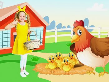 Nastya learns where the eggs come from for Easter. Stories for kids